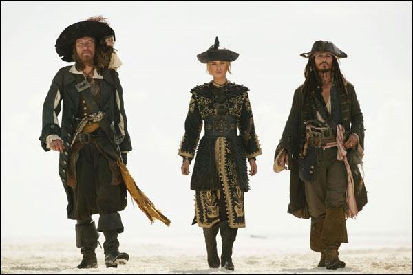 De quel  Pirates des Caraïbes  est tirée cette photo ?