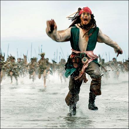 Quel est l'origine des Pirates des Caraïbes ?