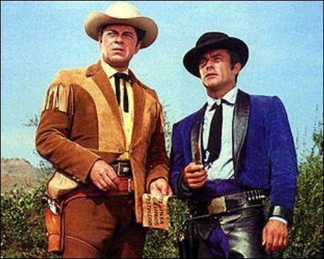 Ah ''Les Mystères de l'Ouest'' ! James West dans ses pantalons moulants et Artemus Gordon dans ses déguisements improbables unis pour le meilleur et souvent le pire contre l'infâme nabot...
