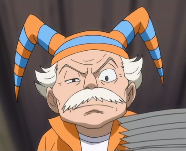 Qui est ce mage maitre de Fairy Tail ?