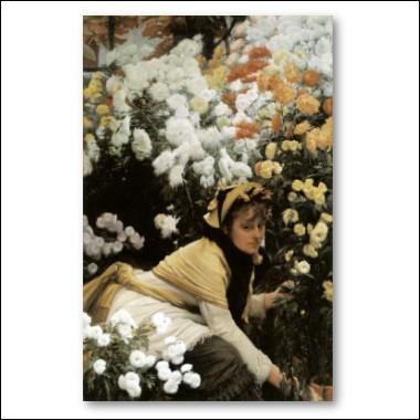 Qui a peint  Chrysanthèmes  ?