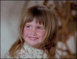 Carrie Ingalls a failli mourir en tombant...