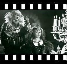 Film fantastique réalisé en 1946 par Jean Cocteau, inspiré d'un conte du 16 ème siècle avec Jean Marais et Josette Day ... .