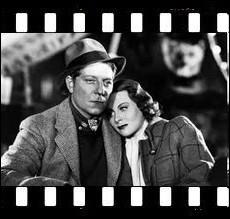 Film adapté d'un roman de Pierre Mac Orlan se déroulant sur la butte Montmartre, réalisé par Marcel Carné en 1938 avec Jean Gabin et Michèle Morgan, Michel Simon et Pierre Brasseur ... .