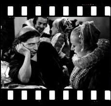 Film de Jacques Feyder de 1935 avec Louis Jouvet et Françoise Rosay dans les rôles principaux ... .