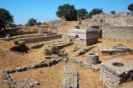 Mythologie grecque - La géographie d'Homère