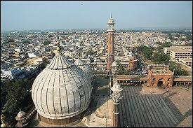 Parmi ces 3 villes, laquelle est la capitale de l'Inde ?