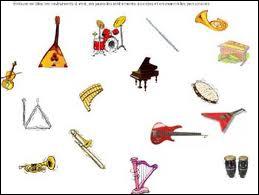 Lequel de ces instruments de musique peut s'appeler un  piccolo  ?