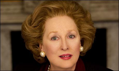 La dame de fer (Margaret Thatcher ) est :