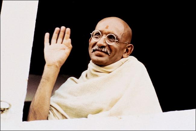 Gandhi joué par :