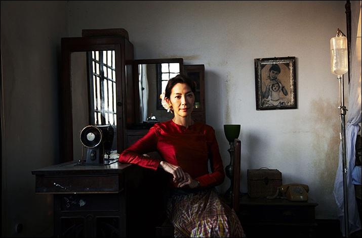 Aung San Suu Kyi est interprétée par :
