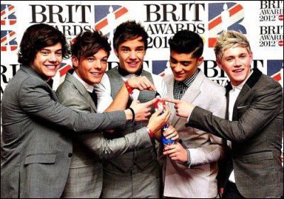 Dans quel catégorie ont-ils remporté en février dernier un Brit Awards ?