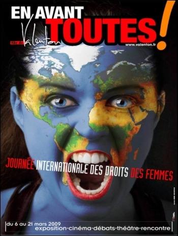 Que fête-t-on le 8 mars dans de nombreux pays ?