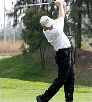Qui ne pratique PAS le golf ?