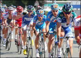 Qui ne pratique PAS le cyclisme ?