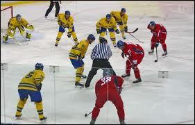 Qui ne joue PAS au hockey sur glace ?