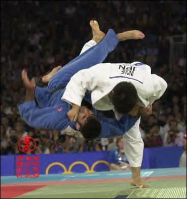 Qui ne pratique PAS le judo ?