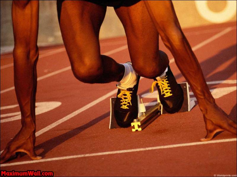 Qui ne pratique PAS l'athlétisme ?