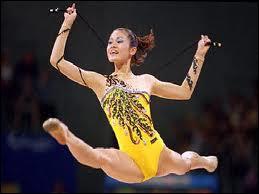 Qui ne pratique PAS la gymnastique ?
