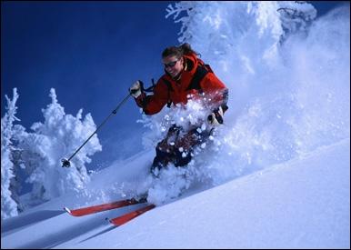 Qui ne pratique PAS le ski ?