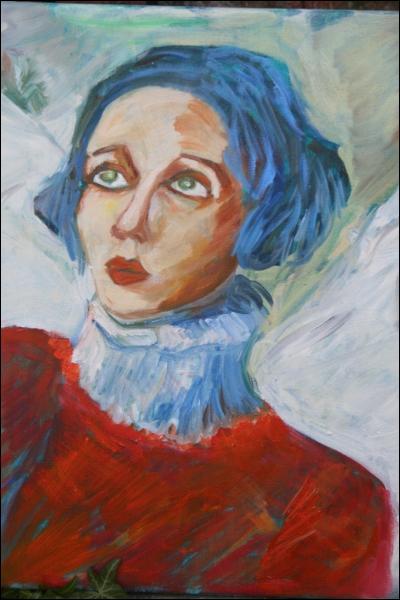 Quizz est ce marc chagall qui a peint cette toile quiz for Marc chagall paris vu de ma fenetre