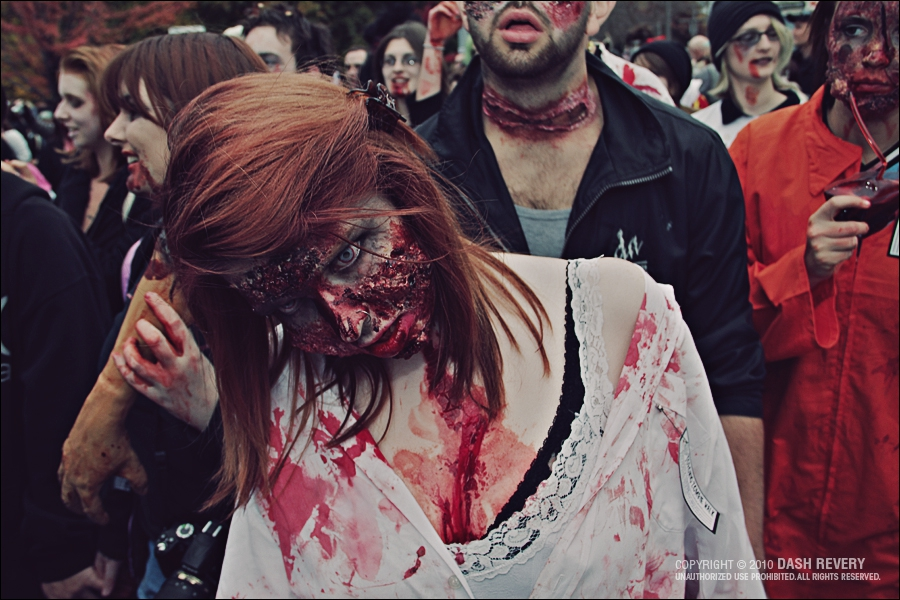 Dans une HLM du Nord de Paris, malfrats et policiers s'allient contre des hordes de Zombies !
