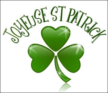 De quel pays Saint-Patrick est-il le saint patron que l'on fête chaque 17 mars ?