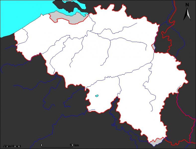 Quel est ce pays divisé en 3 communautés : française, flamande et germanophone ?