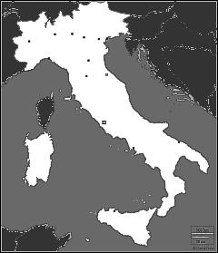 Quel est ce pays où l'on peut visiter de célèbres villes comme Venise, Naples, Florence, Milan, Pise ?