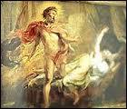 Fille de Cadmos et d'Harmonie, elle fut l'une des amantes de Zeus. La jalouse Héra prit l'apparence de sa nourrice pour lui suggérer de demander à Zeus de se montrer dans toute sa gloire.