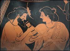 Séduite par Zeus, elle fut persécutée par Héra. Elle n'eut de repos que lorsque son amant l'eût métamorphosée en astre.