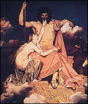 Fille d'Océan et Téthys ou de Cronos et de Gaïa (selon la version), elle fut l'épouse de Zeus avant qu'il soit associé à Héra.