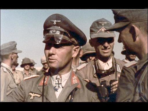 Quel est ce film d'Henry Hathaway concernant Rommer, un des rares colonels allemands qui n'a jamais commis de crime de guerre, ni de crime contre l'humanité ?
