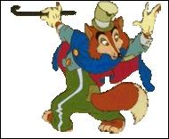 Dans les aventures de Pinocchio, que feint le renard ?