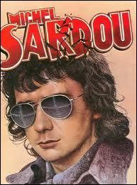 Retrouvez les paroles d'une chanson de Sardou :