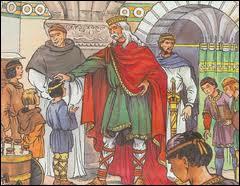 Charlemagne a inventé l'école.