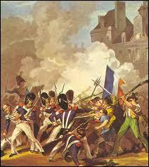 Les 27, 28, et 29 juillet 1830, Paris connaît trois jours d'insurrection populaire (les  Trois Glorieuses , diront les auteurs romantiques). Qui était le chef de l'Etat français à ce moment-là ?