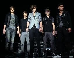 Quelle chanson les One Direction ont-ils chantée ?