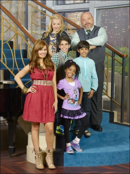 Quelle est cette famille ?