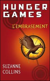 Cette image correspond-elle au tome 2 de  Hunger Games  ?