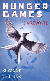 Cette image correspond-elle au tome 3 de  Hunger Games  ?