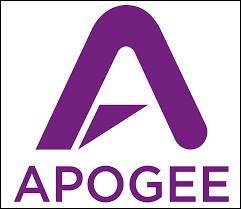 Apogée