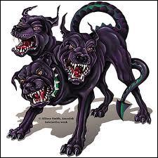 Comment s'appelle le chien des Enfers ?