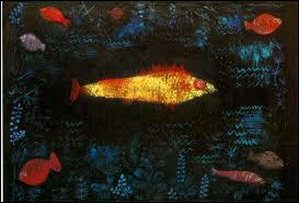 Qui a peint Le poisson d'or ?