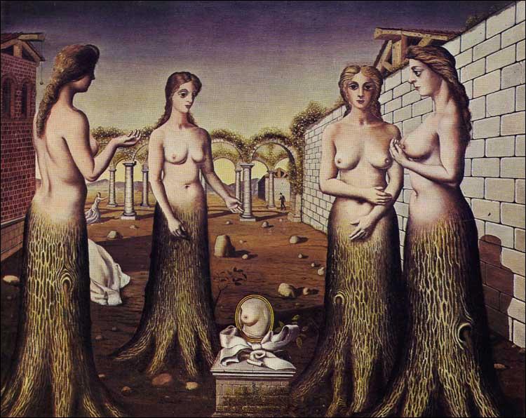 Qui a peint Sirènes ?