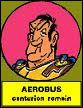 Un acteur français a beaucoup de problèmes dans ''La Zizanie'' où il a le rôle du centurion Aérobus.