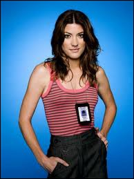 Jennifer Carpenter interprète le personnage de Debra Morgan qui est...