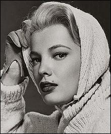 Elle tourna sept films avec son époux, le réalisateur John Cassavetes, dont elle fut la muse...