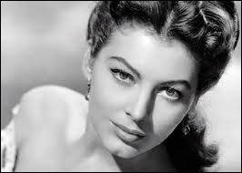 Elle tourna avec les plus grands et fut surnommée  le plus bel animal du monde . Mariée à Mickey Rooney, Frank Sinatra, au musicien Artie Shaw, elle fut harcelée par le milliardaire Howard Hughes...