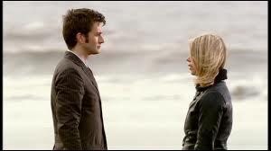 (Episode 13) Le Docteur n'a pas pu finir de dire ce qu'il avait à dire Rose et :